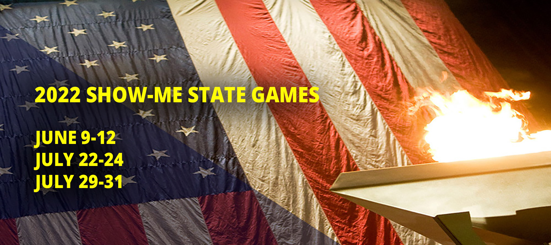 2022 Show-Me State Games